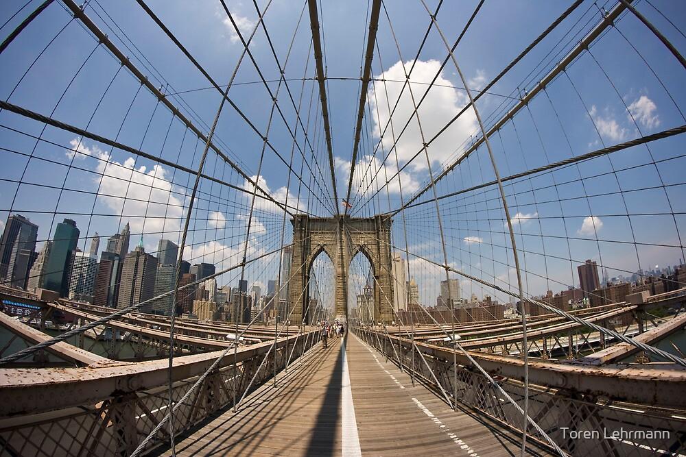 Brooklyn Bridge by Toren Lehrmann