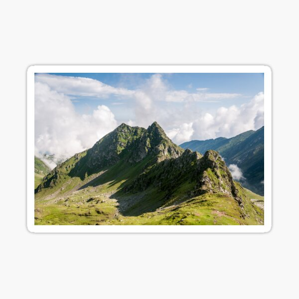 Fagaras Sticker
