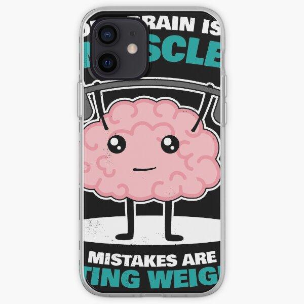 Growth Mindset Teacher design, Inspirational designs product iPhone Soft Case