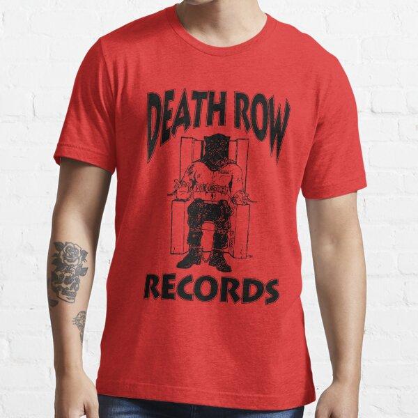 condamnés à mort records merde énorme T-shirt essentiel