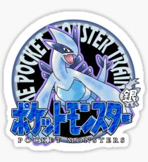 Pokemon Returns: Silver Sticker
