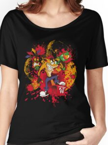 Bad-A Bandicoot Women's Relaxed Fit T-Shirt