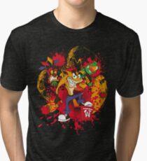 Bad-A Bandicoot Tri-blend T-Shirt