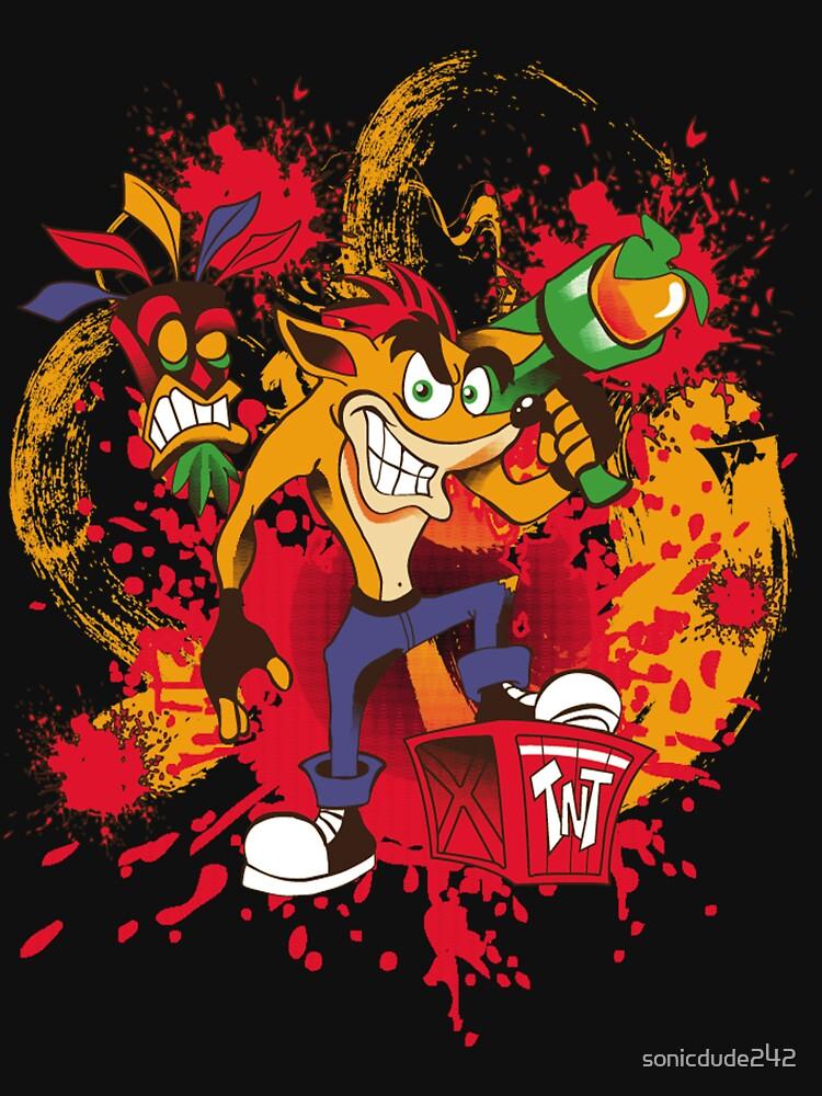Bad-A Bandicoot | Unisex T-Shirt