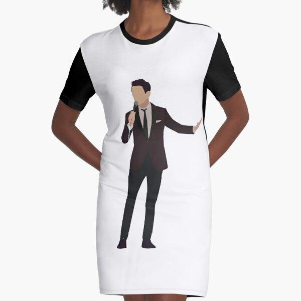 STREET SMARTS Graphic T-Shirt Dress