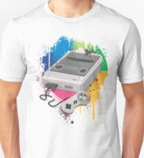 Gaming console splatter T-Shirt
