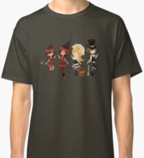 Piligrims and Indians Classic T-Shirt