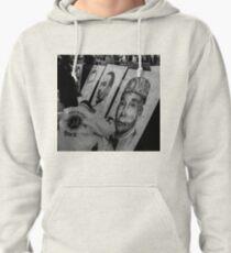 Artwork, Justice or Else  Pullover Hoodie