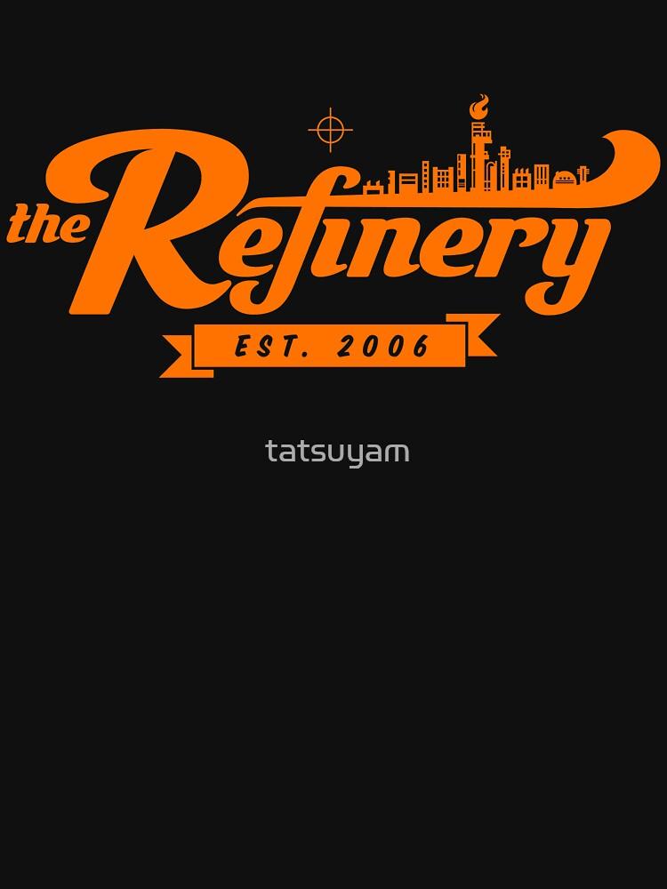TR 2012 T-shirt #2 Orange by tatsuyam