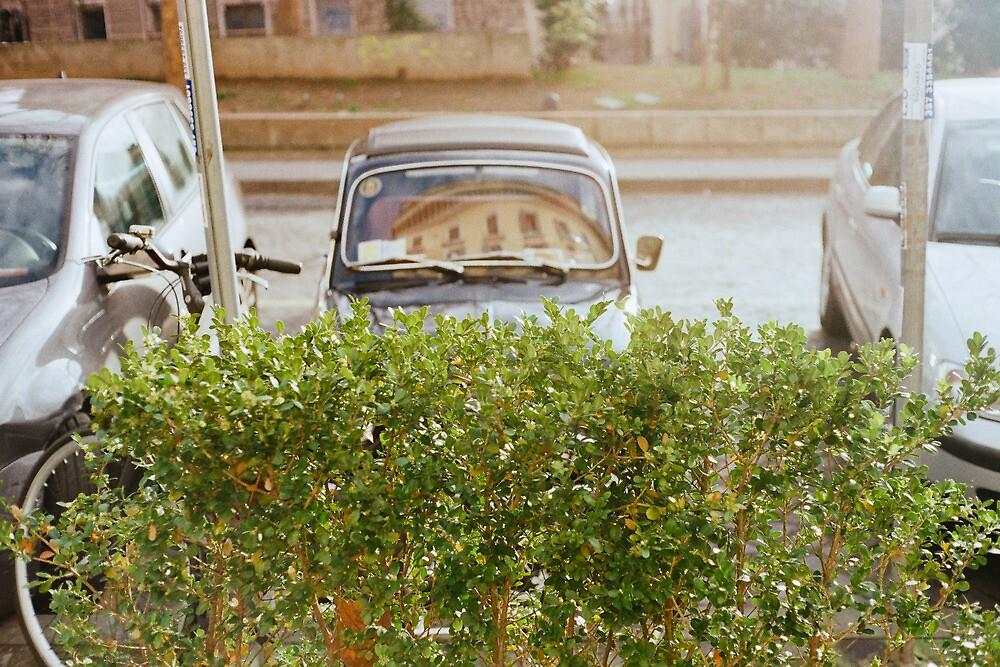 Fiat 500 by nikduke
