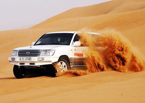 Dubai Desert Safari  by waleedaptt