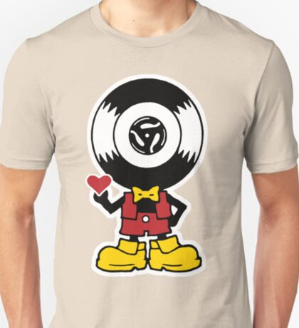 Vinyl Richie T-Shirt