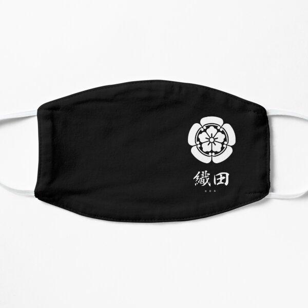 Oda Clan Family Crest Kamon - White Title Version Mask