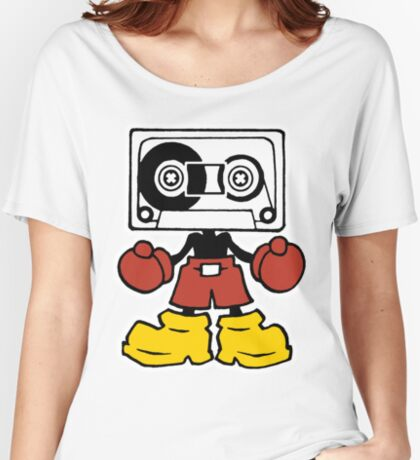 Mix-Tape Women's Relaxed Fit T-Shirt