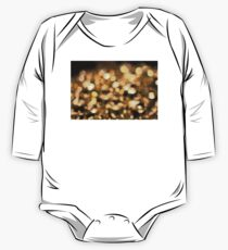 Diamonds and Gold Blurred 3 One Piece - Long Sleeve