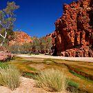 """""""Outback River"""" by jonxiv"""