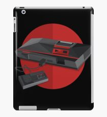 Game console Japan iPad Case/Skin
