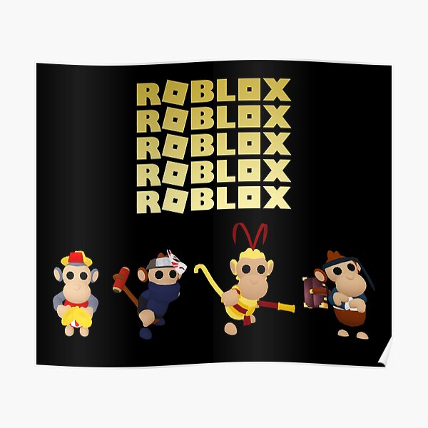 Robux Posters Redbubble