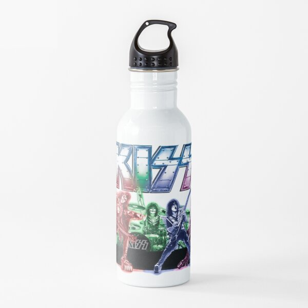 KISS band Water Bottle