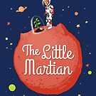 The Little Martian by Inaco