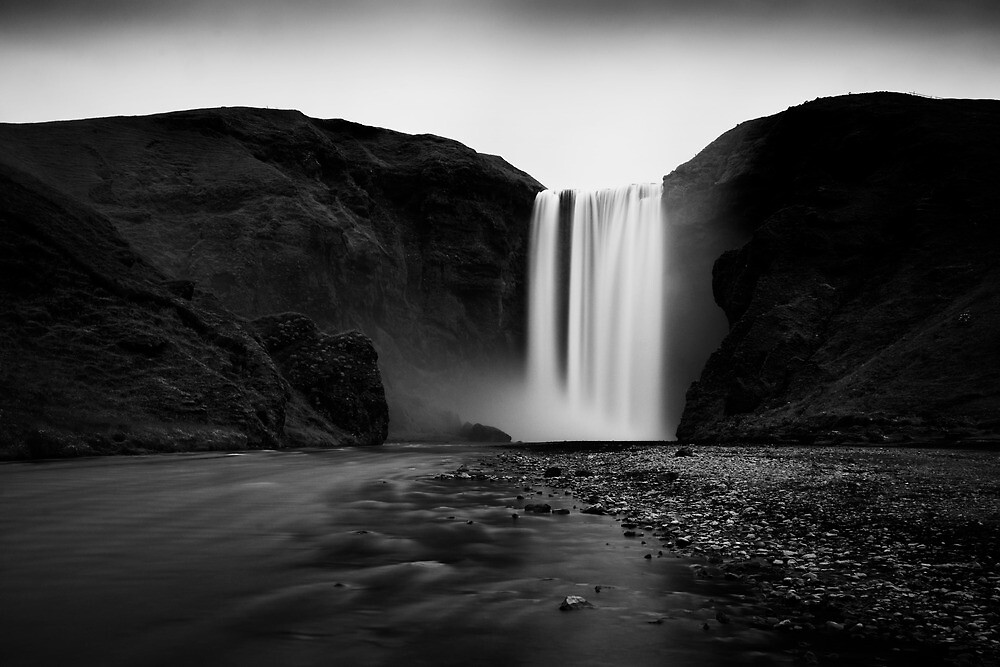 Skogafoss - Iceland by jo-van-herck
