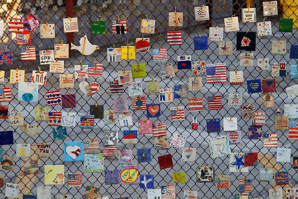 Children of New York Remember the 9/11 Heroes by Ian Gilmour