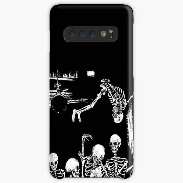 Skeleton Die Lit Samsung Galaxy Snap Case