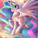 Deity of the Dawn by EchoesLight