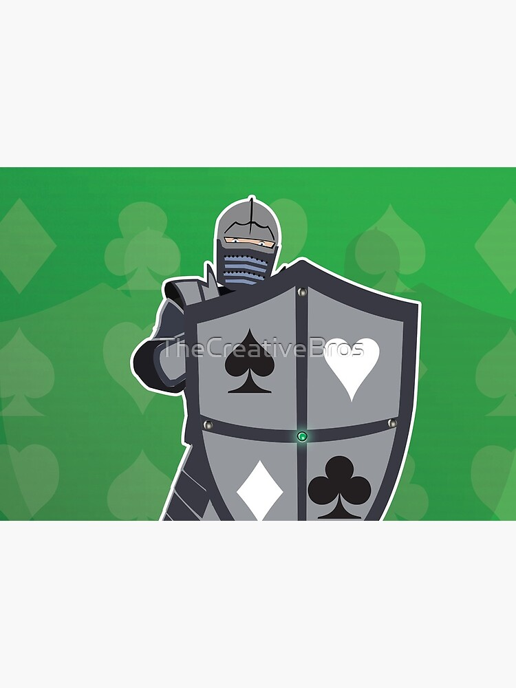 Card Deck Medieval Knight  by TheCreativeBros