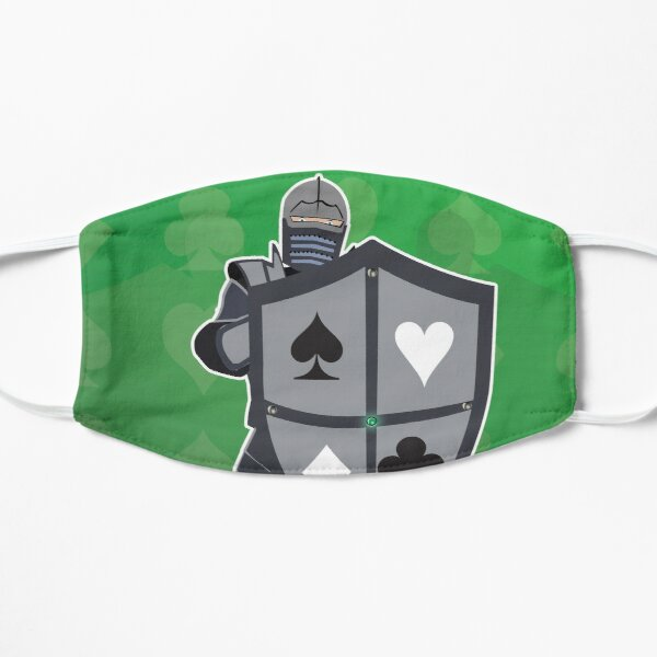 Card Deck Medieval Knight  Mask