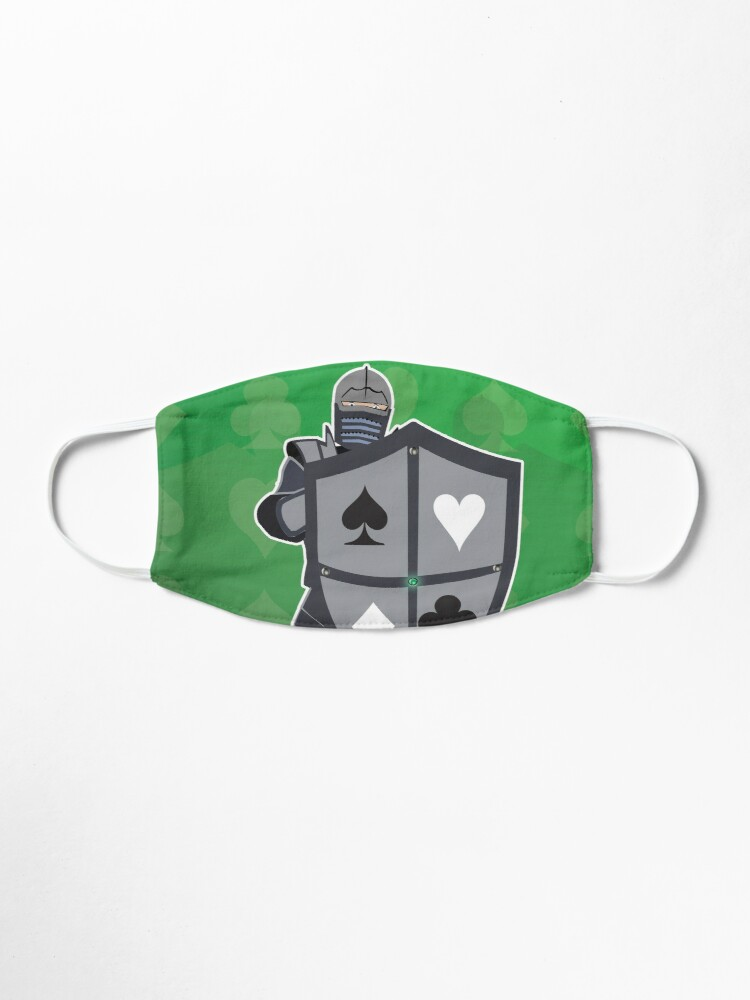 Alternate view of Card Deck Medieval Knight  Mask