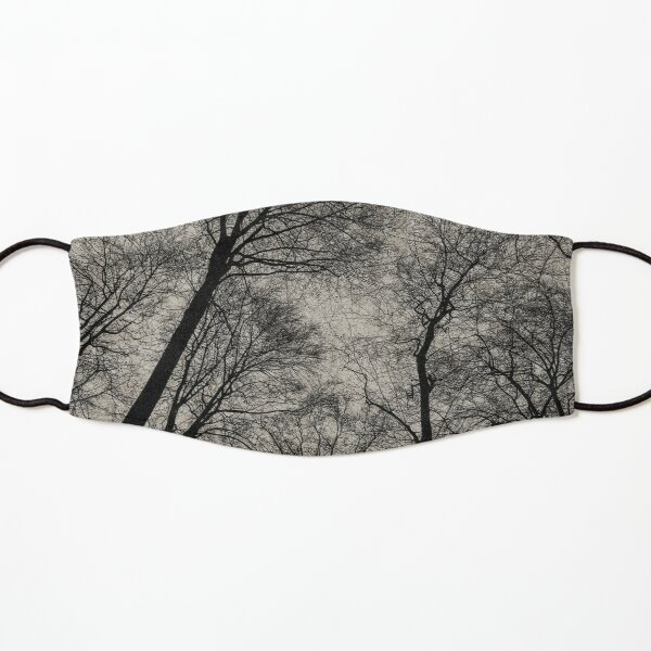 NOIR / Branches Kids Mask