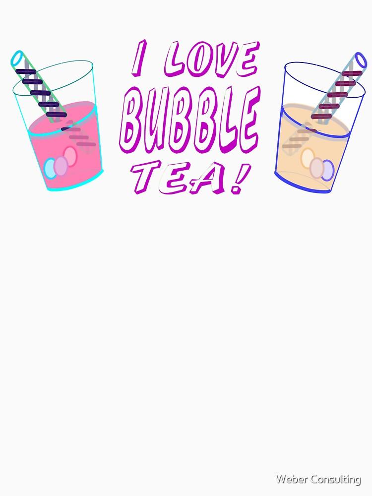 I Love Bubble Tea! by HalfNote5