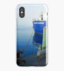The Mathew Flinders Flinders Island iPhone Case/Skin