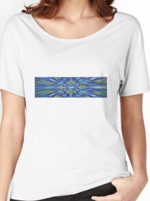 Eastern Rush Landscape Women's Relaxed Fit T-Shirt