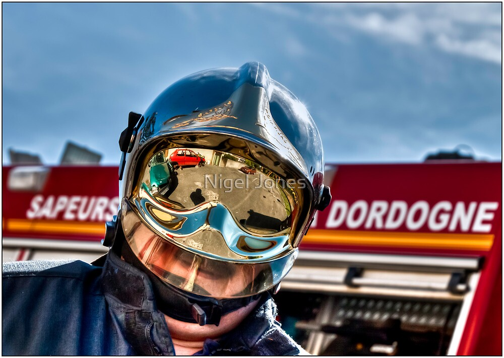 Sapeur Pompier by Nigel Jones