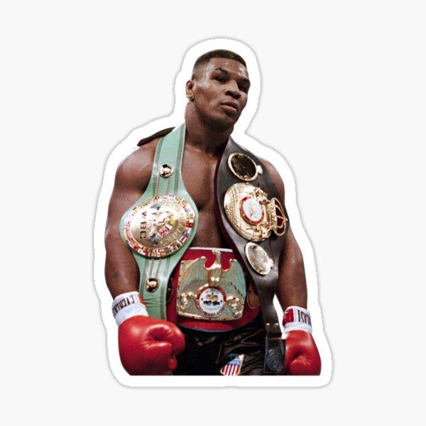 Mike Tyson Champion  Sticker