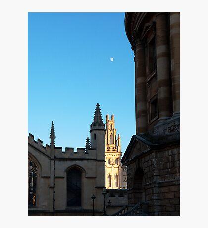 Radcliffe Camera Rotunda - Oxford Photographic Print