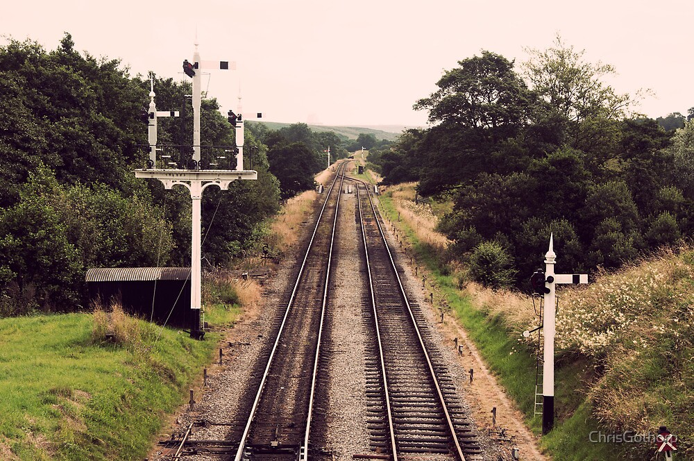 NYMR Line by ChrisGothorp