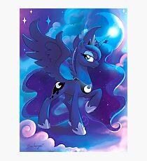 Princess Luna Photographic Print