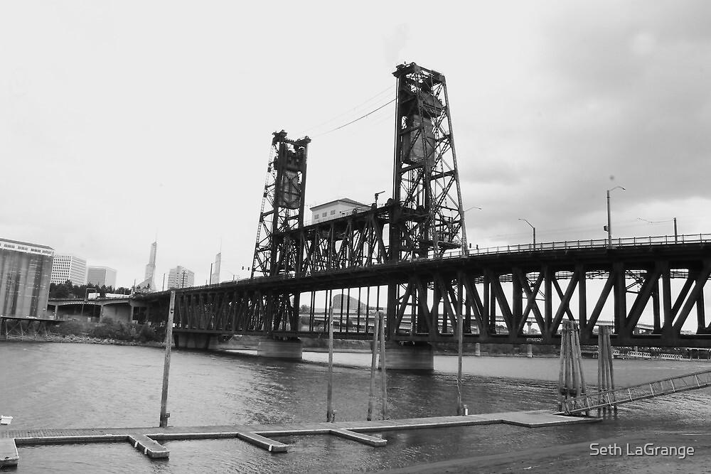 Old Iron Bridge by Seth LaGrange