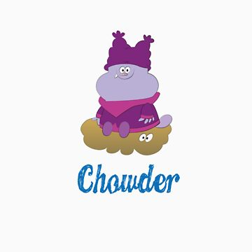 Chowder and Kenji by Soulchild1979