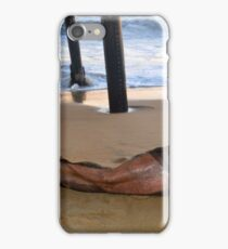 Mermaid Meridian Mer-Gyver iPhone Case/Skin