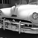 Route 66 - Classic Car by Frank Romeo