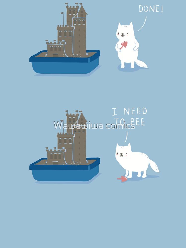 I Need to Pee by AndresColmenare