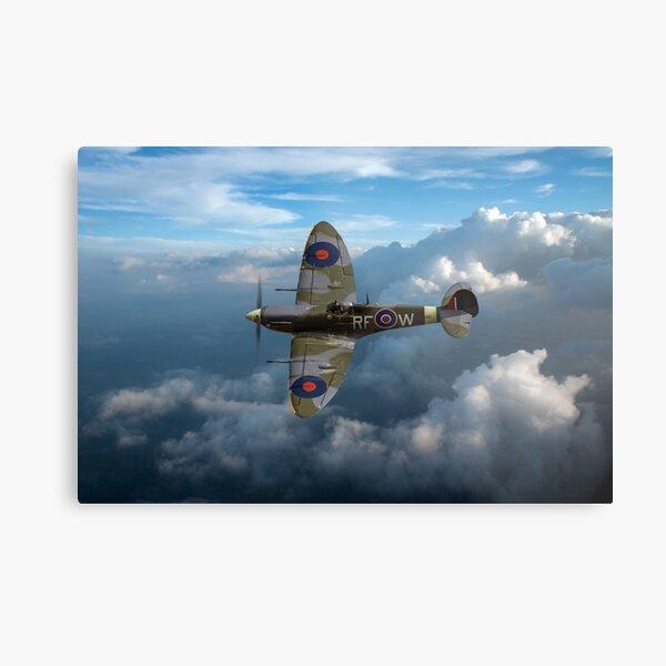Spitfire Vb Metal Print