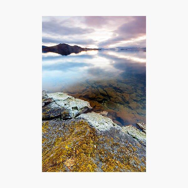 Þingvallavatn lake Photographic Print