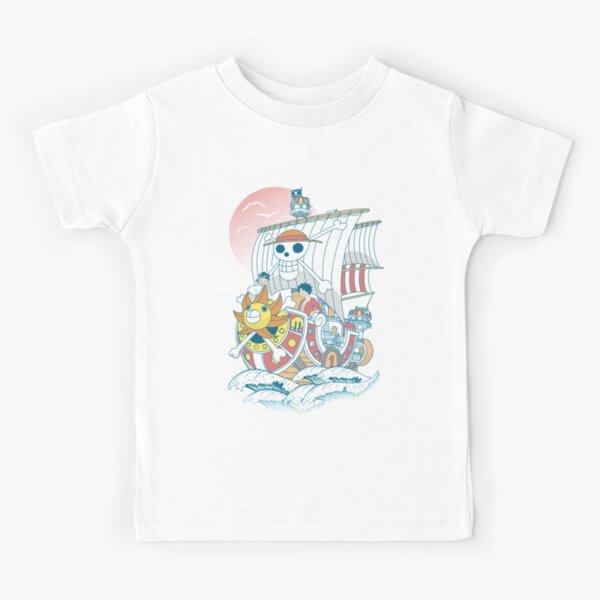 Le One Piece Thousand Sunny T-shirt enfant