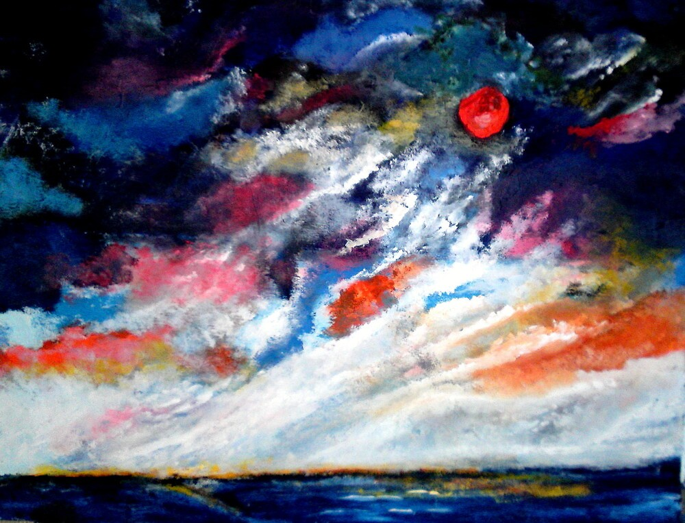The Sky by Joe Scotland