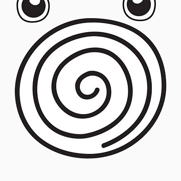 Poliwhirl by bowlol